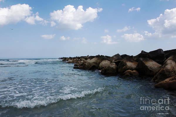 Photograph - North Beach Jetty by Megan Dirsa-DuBois