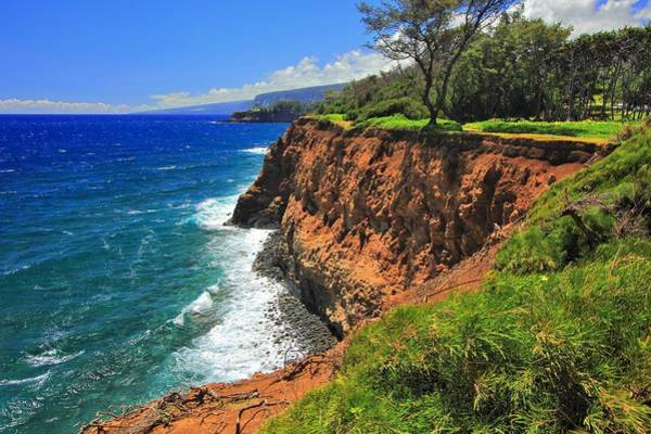 Photograph - North Hawaii View by John Bauer
