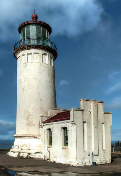 Wall Art - Photograph - North Head Lighthouse, Fine Art Photograph by Greg Sigrist
