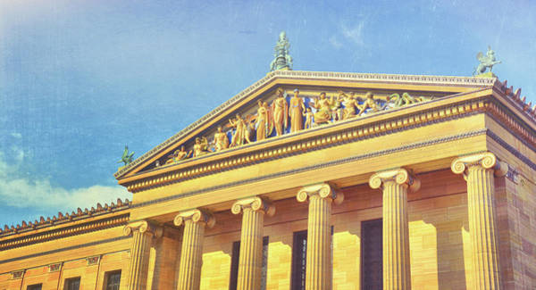 Photograph - North Pediment by JAMART Photography