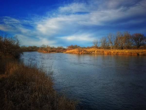Photograph - North Platte River by Dan Miller