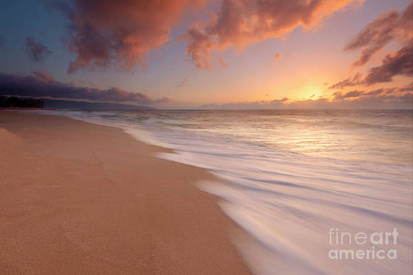 Wall Art - Photograph - North Shore Ebb by Mike Dawson