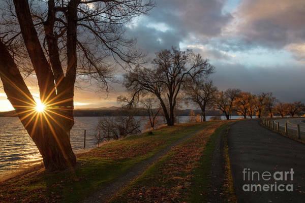 Wall Art - Photograph - North Shore Sun by Idaho Scenic Images Linda Lantzy