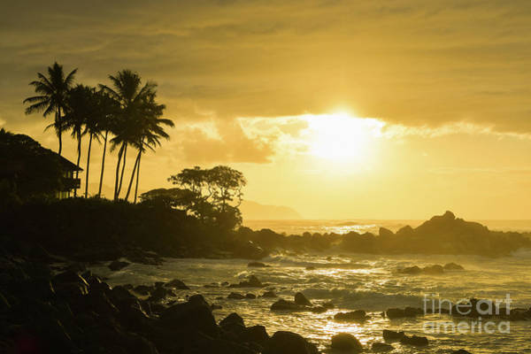 Wall Art - Photograph - North Shore Sunset by Colin Giles