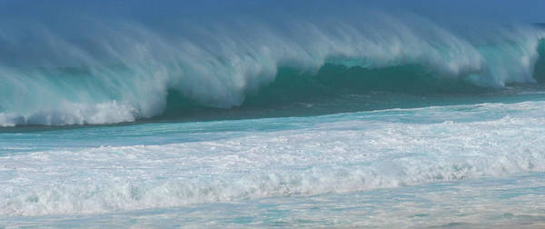 Photograph - North Shore Surf's Up by Paul Croll