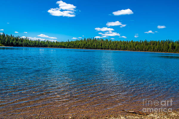 Wall Art - Photograph - North Twin Lake by Stan Townsend