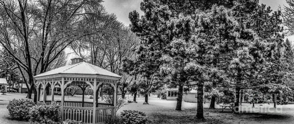Photograph - North Winton Village Park by William Norton