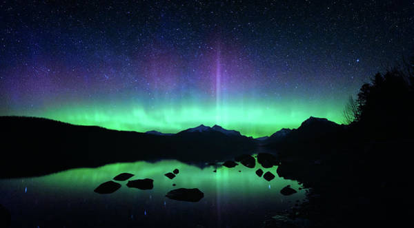 Photograph - Northern Lights by Jake Sorensen