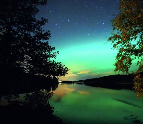 Photograph - Northern Lights by Rose-Marie Karlsen