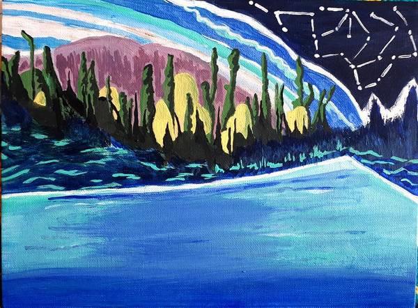 Painting - Northern Magic by Nikki Dalton