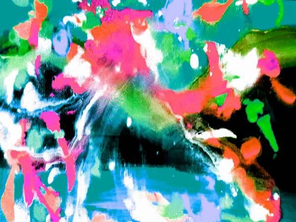 Painting - Northern Splash by Nikki Dalton