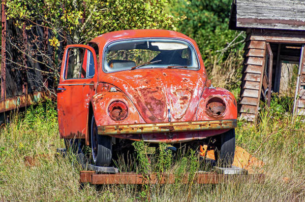 Clunker Wall Art - Photograph - Northland Used Cars - Deal Of The Week 2 by Steve Harrington