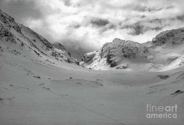 Photograph - Norwegian Winter Snow 2 by Bob Phillips