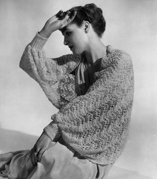 Sweater Photograph - Not Tonight Dear by Chaloner Woods