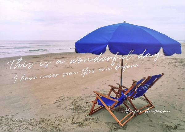 Photograph - Nothing But Time Quote by Jamart Photography