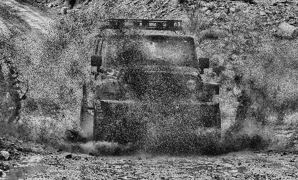 Photograph - Nothing Like A Jeep by Michael Rogers