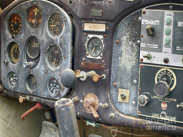 Wall Art - Photograph - Nothing Passenger About This Plane  by Steven Digman