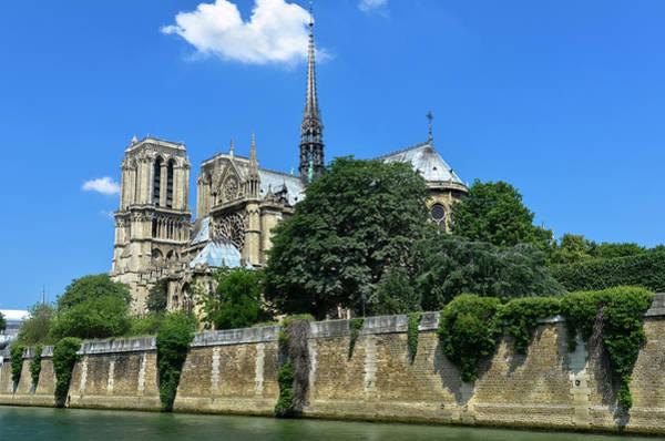 Photograph - Notre Dame De Paris Before The Fire Of 2019 by RicardMN Photography