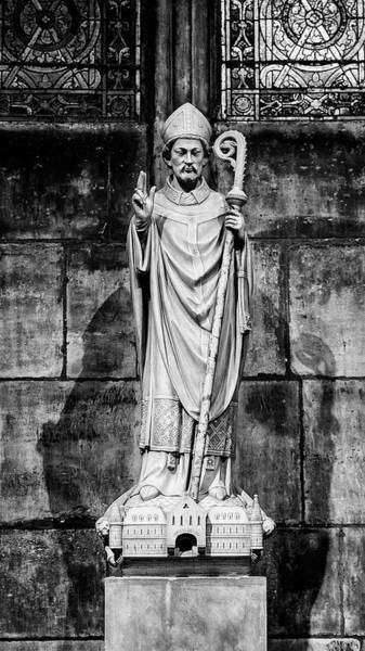 Wall Art - Photograph - Notre Dame - Devotion by Stephen Stookey