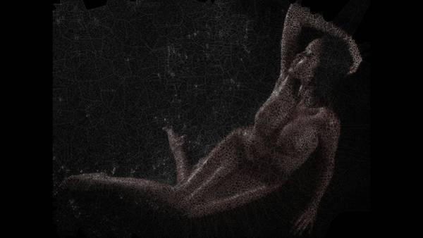 Digital Art - Nott by Stephane Poirier