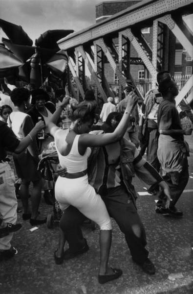 Kensington And Chelsea Photograph - Notting Hill Carnival by Steve Eason