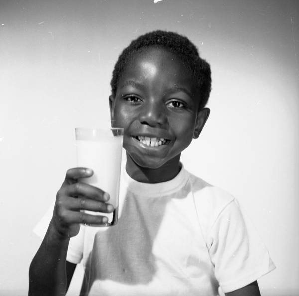 Reportage Photograph - Nourishing Milk by Chaloner Woods