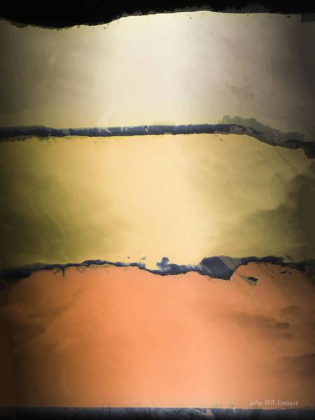 Painting - November 1 2 by John Emmett