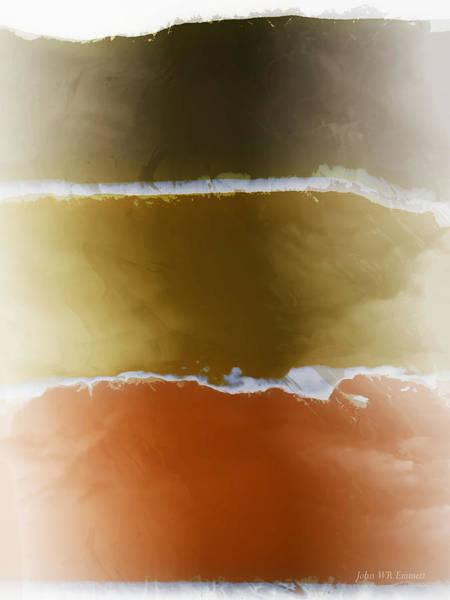 Painting - November 1 by John Emmett