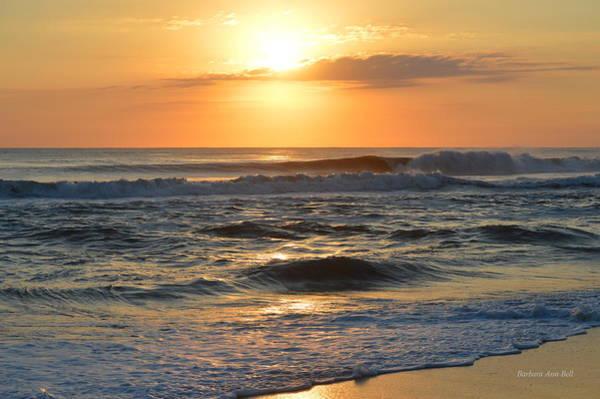 Photograph - November 3, 2018 Sunrise by Barbara Ann Bell