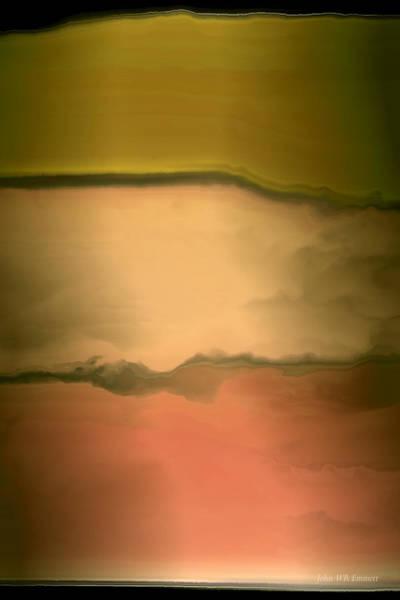 Painting - November 6 2 by John Emmett