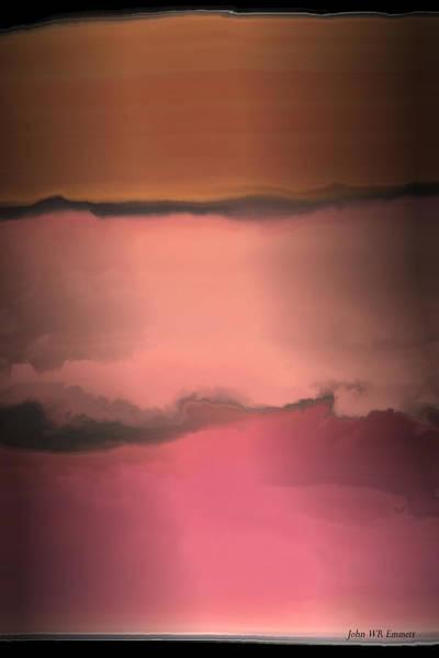 Painting - November 6 4 by John Emmett