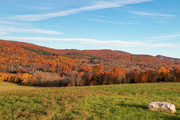 Photograph - November Morning At River-to-ridge by Jeff Severson