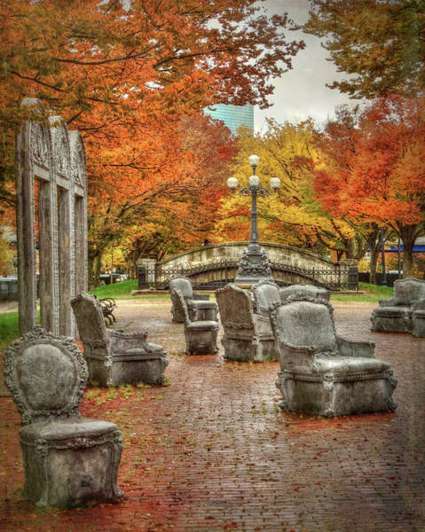 Photograph - Now And There - Open House Boston by Joann Vitali