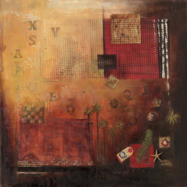 Wall Art - Painting - Nueva Era I by Patricia Pinto