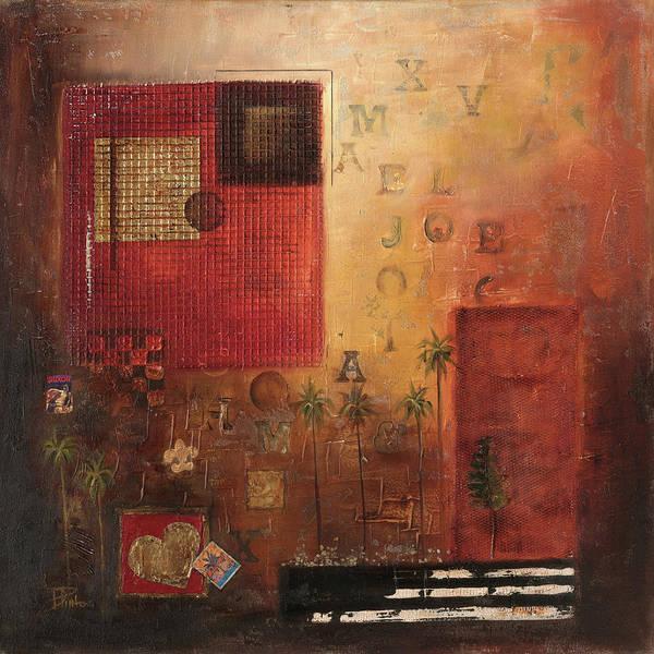 Wall Art - Painting - Nueva Era II by Patricia Pinto