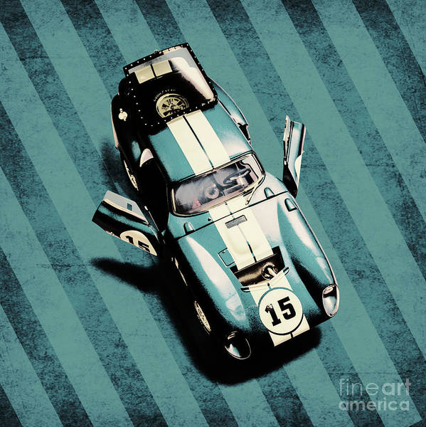 Roadster Wall Art - Photograph - Number 15 by Jorgo Photography - Wall Art Gallery