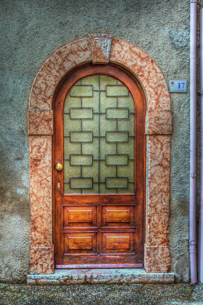 Wall Art - Photograph - Number 17, Malcesine by W Chris Fooshee