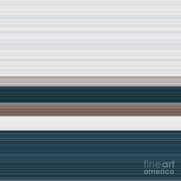 Tonal Wall Art - Digital Art - Number Thirty Six, 2017 by Alex Caminker