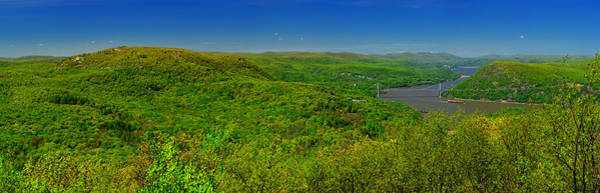 Photograph - New York Appalachian Trail Panorama by Raymond Salani III