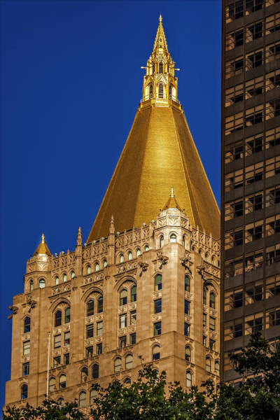 Photograph - Ny Life Ins Building by Susan Candelario