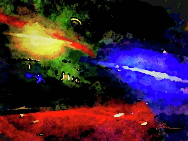 Painting - Ny Verve by Joan Reese