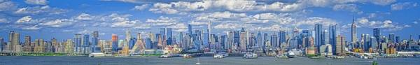 Photograph - Nyc Skyline by Theodore Jones