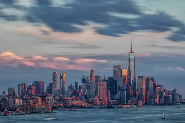 Photograph - Nyc World Trade Center Wtc  by Susan Candelario