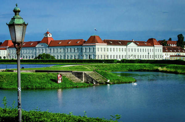 Photograph - Nymphenburg Palace by Borja Robles