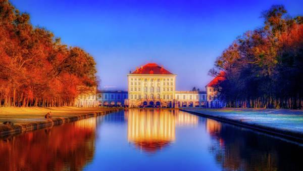Wall Art - Photograph - Nymphenburg Palace - Munich by Mountain Dreams
