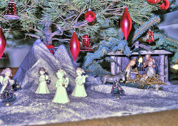 Photograph - O Holy Night by JAMART Photography