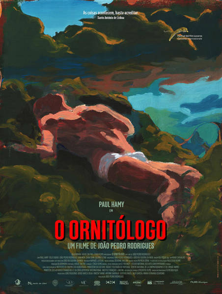 Wall Art - Digital Art - O Ornitologo by Geek N Rock