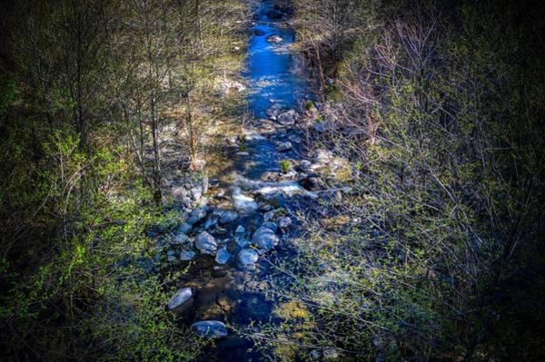 Photograph - Oak Creek by Ants Drone Photography