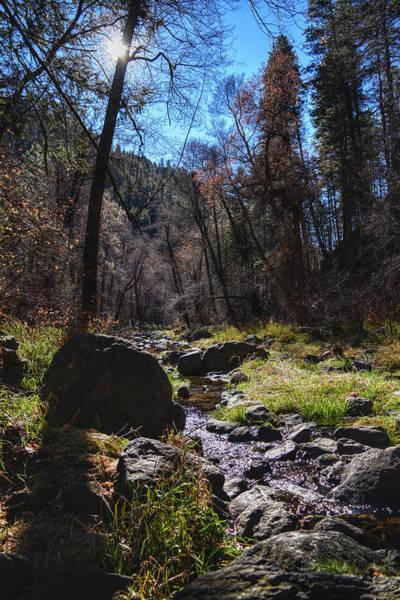 Photograph - Oak Creek Canyon by Chance Kafka