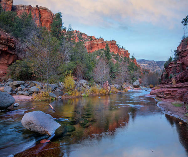 Photograph - Oak Creek Canyon, Coconino National by
